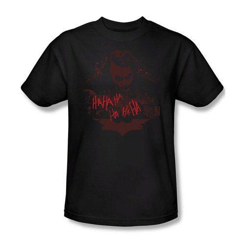 People Will Die Joker Ha Ha Ha T-shirt