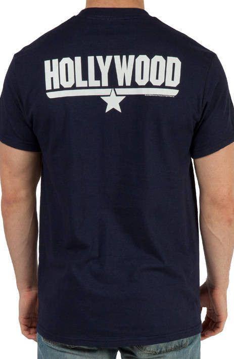 Hollywood Top Gun T-Shirt