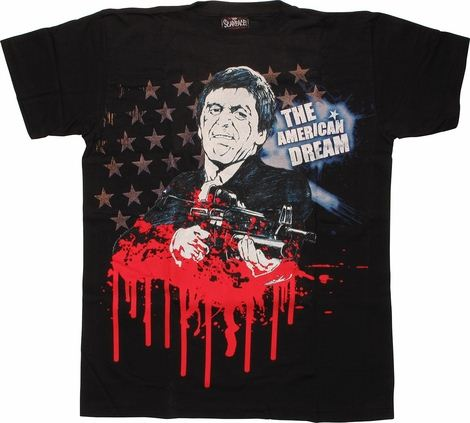 Scarface American Dream T-Shirt