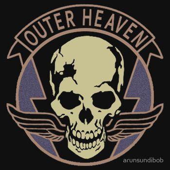 Metal Gear Solid V - Outer Heaven