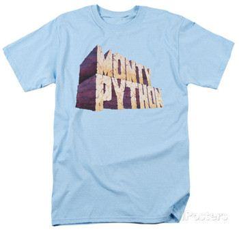 Monty Python - Stone Logo