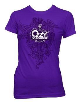 Ozzy Osbourne Celtic Logo Women's Tissue T-Shirt