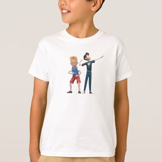Wilber and Lewis Disney T-Shirt
