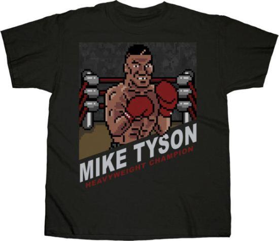 Mike Tyson Heavyweight Champion T-Shirt