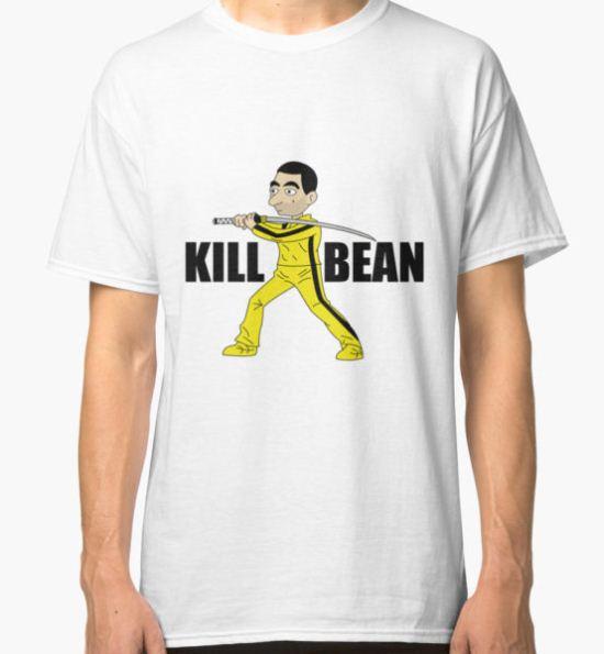 Kill Bean Classic T-Shirt by Delinquent21 T-Shirt