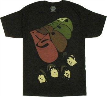 Beatles Rubber Soul T-Shirt