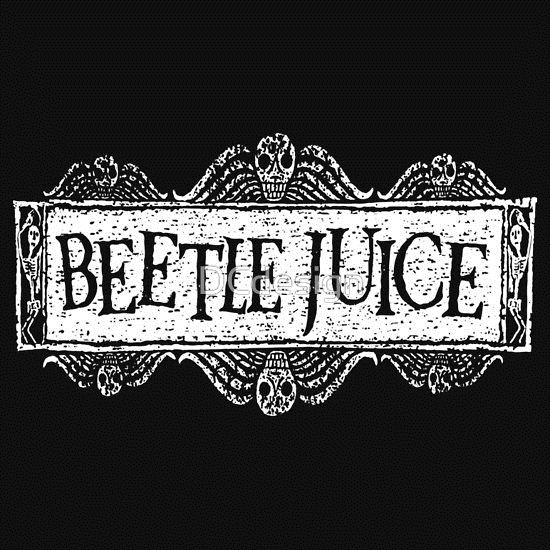 Beetlejuice by DCdesign T-Shirt