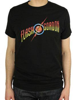 Vintage Flash Gordon Logo T-Shirt