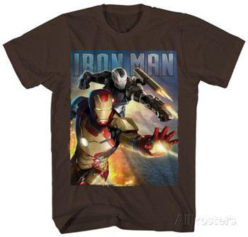 Iron Man 3 - Blast Team