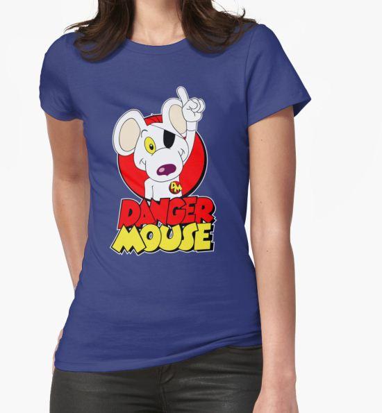 Danger Mouse T-Shirt by TessSuarez T-Shirt