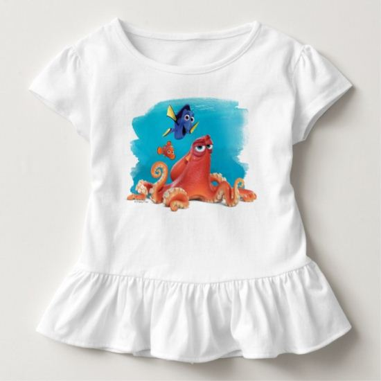 Hank, Dory & Nemo Toddler T-shirt