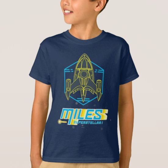 Stellosphere Badge T-Shirt