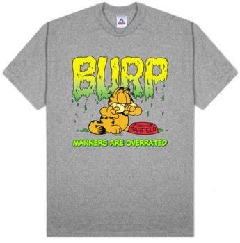 Garfield - Manners