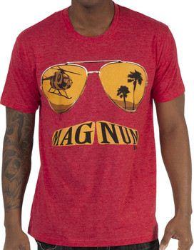 Magnum P.I. Shirt