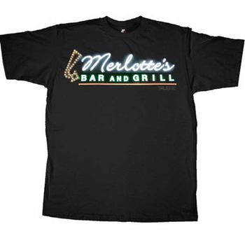 Merlotte's Bar and Grill Logo True Blood T-Shirt