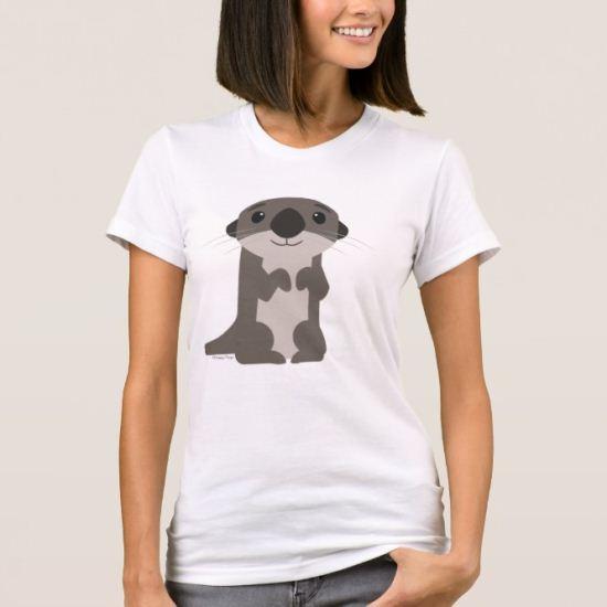 Finding Dory   Otter T-Shirt