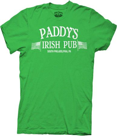 It's Always Sunny in Philadelphia Paddy's Irish Pub Junior's T-shirt
