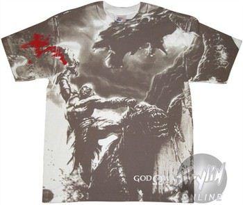 God of War Bloody Sword T-Shirt