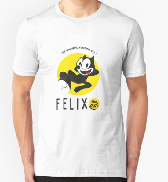 990bb704afd Felix The Cat T-Shirt by karixen T-Shirt