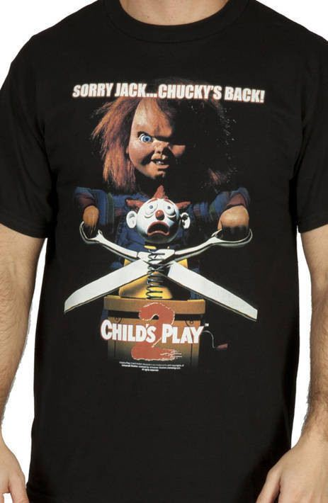 Childs Play 2 Shirt
