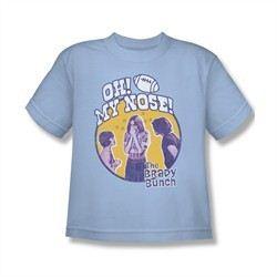 The Brady Bunch Shirt My Nose Kids Shirt Youth Tee T-Shirt