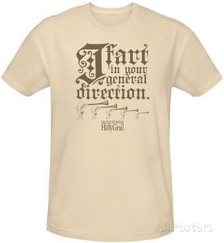 Monty Python - I Fart (slim fit)