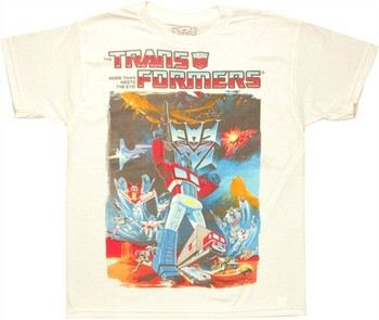 Transformers Prime Poster Youth T-Shirt