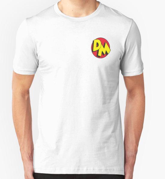 Danger Mouse T-Shirt by halibutgoatramb T-Shirt