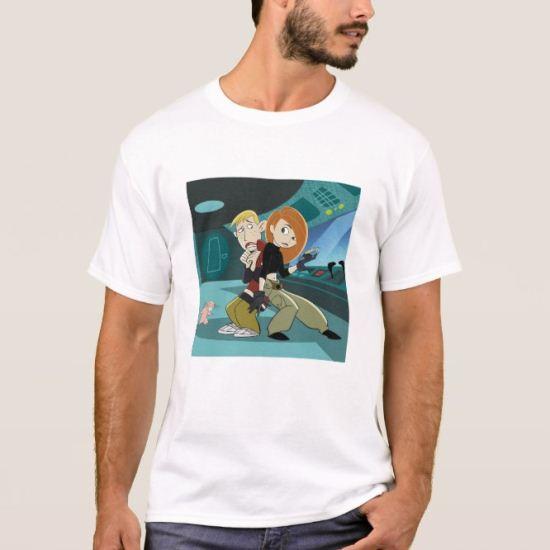 Disney Kim Possible Ron Stoppable T-Shirt