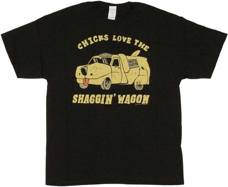 Dumb and Dumber Wagon T Shirt