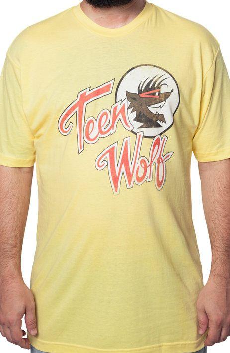 GRRR Teen Wolf Shirt