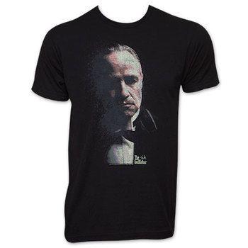 The Godfather Faded Vito Corleone Portrait T-Shirt