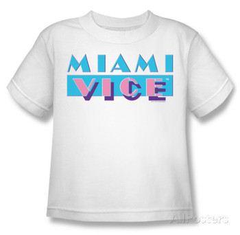Youth: Miami Vice - Logo
