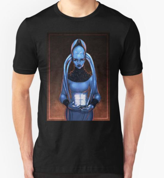 The Fifth Element: Plavalaguna T-Shirt by Gunkiss T-Shirt