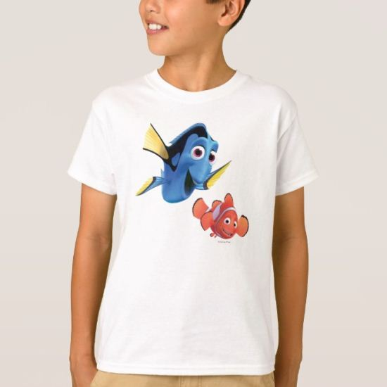 Dory and Marlin 1 T-Shirt