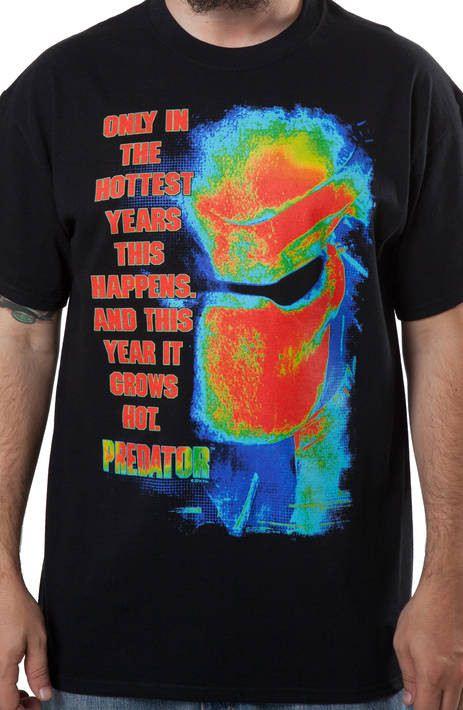 Hottest Years Predator T-Shirt