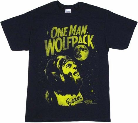 Teen Wolf One Man T-Shirt