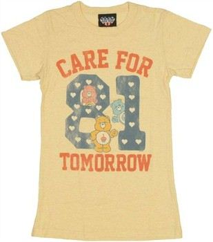 Care Bears Care for Tomorrow Baby Doll Tee by JUNK FOOD