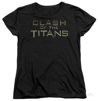 Womens: Clash Of The Titans - Logo