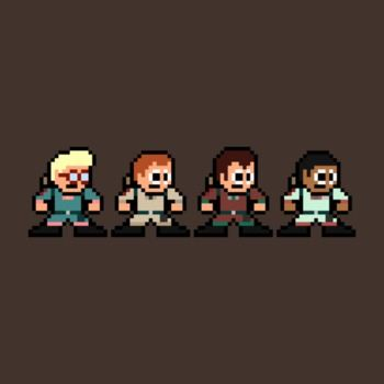 8-bit The Real Ghostbusters