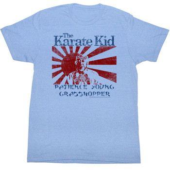 Karate Kid - Patience