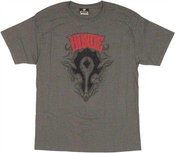 World of Warcraft Horde Crest T-Shirt