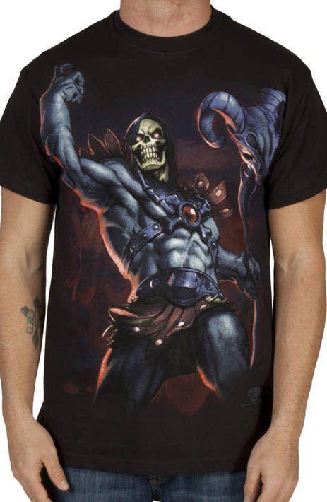Havoc Staff Skeletor Shirt