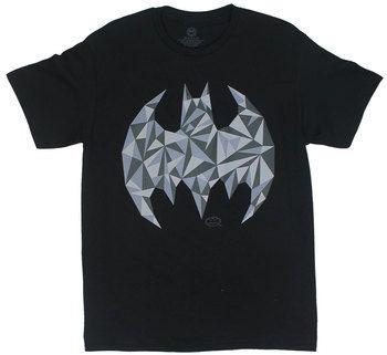 Vector Batman Logo - DC Comics T-shirt