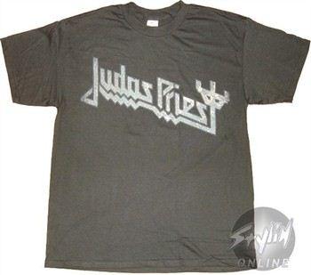 Judas Priest Name Music T-Shirt