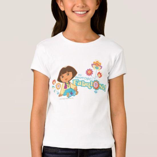 Dora The Explorer | Fabulosa! T-Shirt