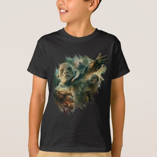 Azog, Narzug, and Bolg Graphic T-Shirt
