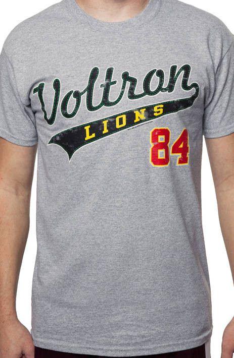 Voltron Varsity Logo Shirt
