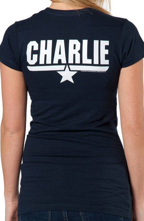 Top Gun Charlie Shirt