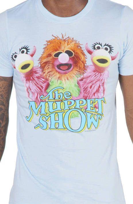 Mah Na Mah Na Muppets Shirt
